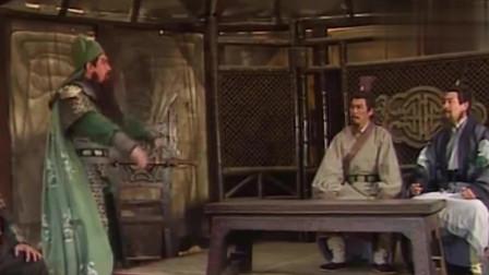 三国演义:徐庶一计败掉曹操两员大将!这头脑,实在是太强了