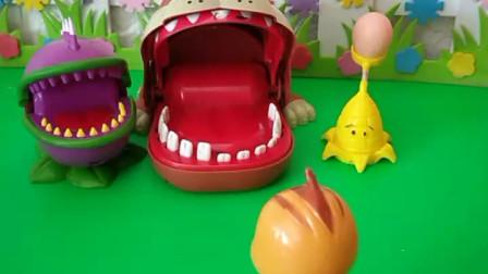 育儿亲子游戏玩具:鸡妈妈的蛋哪里去了