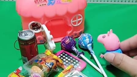 乔治偷了佩奇的零食,还藏了起来,佩奇能找到她的零食吗?