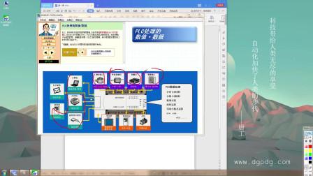 PLC视频教程 数据版第一课了解FX学习软件