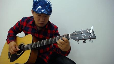 押尾桑 黄昏 指弹吉他