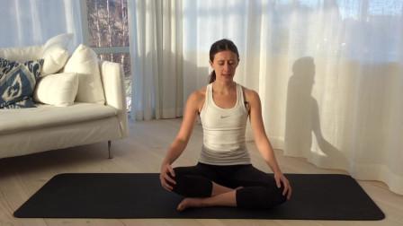 舒缓头痛的瑜伽