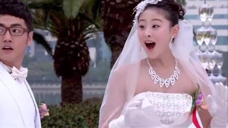 新娘扔捧花,总裁一看跑的比谁都快,众人看到全惊呆了!