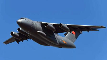 中国空军运-20飞机,在航展上的精彩瞬间,祝福祖国越来越强!