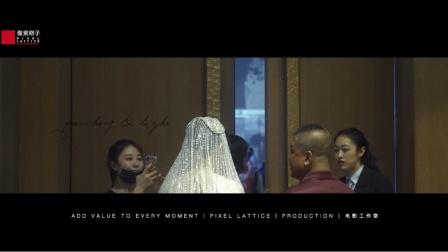 像素格子Studio出品:六年来,他每年的生日愿望都是要娶她