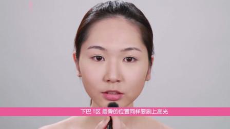 美妆教程分享:日常约会妆