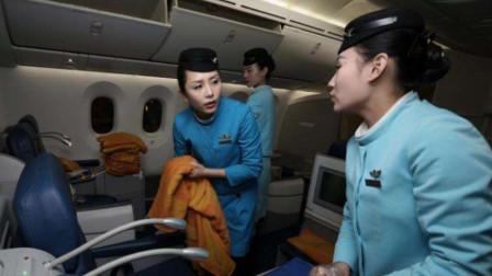 在飞机上,乘客入睡休息后空姐都去哪里了?空少偷偷告诉你实情
