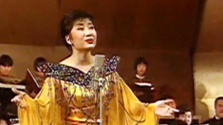 让李娜走向巅峰的歌,高音一出秒杀所有翻唱,连韩红都佩服