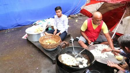 印度加尔各答华人区,进入他们生活圈,看看他们日子怎么样