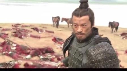 神话:项羽乌江自刎,今日我虽死,却还是西楚霸王,经典片段