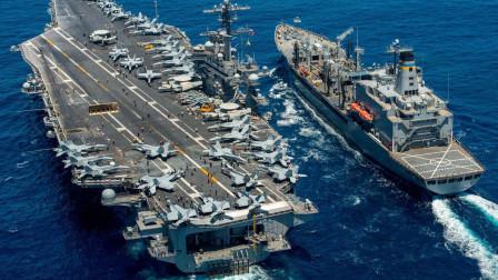 矛头直指中国!美媒:想抗衡中国,发展2000枚导弹还是造新航母?