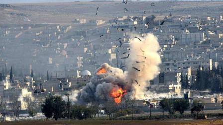 俄军炸弹从天而降,精准击中目标,美媒跳出来大叫:炸医院了