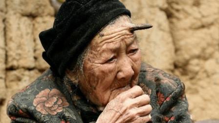 """浙江老奶奶长""""羊角"""",割掉就会变大,如今变成坚硬大角"""