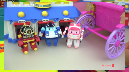 【宝宝玩具 玩偶 过家家】Princess car Baby doll and drinks machine toys baby doli