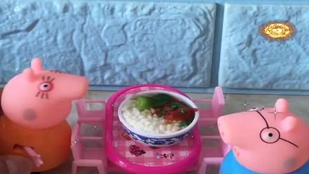 益智少儿亲子玩具:猪爸爸真能吃