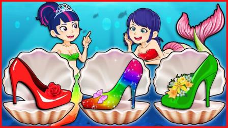 紫悦用火柴划出了仙女,仙女变出了很多好吃的给紫悦  小马国女孩游戏