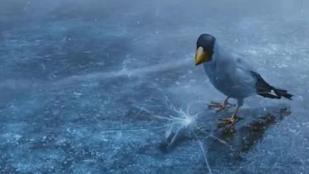 画皮2:千年狐妖救了凡人性命,打破妖界规矩,被封印进寒冰地狱