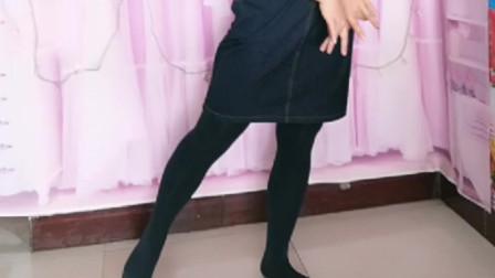 珊珊广场舞即兴原创《社会摇》动感现代舞