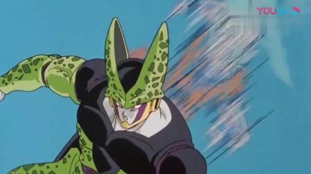 龙珠:擂台被毁,沙鲁和悟空两人终于可以放飞自我,龟派气功击杀沙鲁?