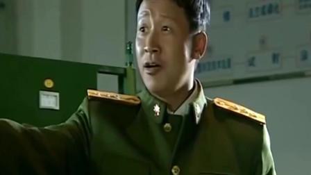士兵突击:小伙背着连长偷偷讲话,叫起来问明原因后,连长顿时乐开了花