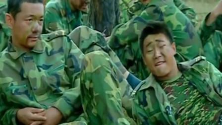 士兵突击:小伙在淘汰的队友面前耍宝,说来一个敌人打一个,结果乐极生悲