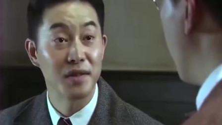 渗透:陈明带许忠义回家见于秀凝, 2人一见相拥,原来2人是同班同学