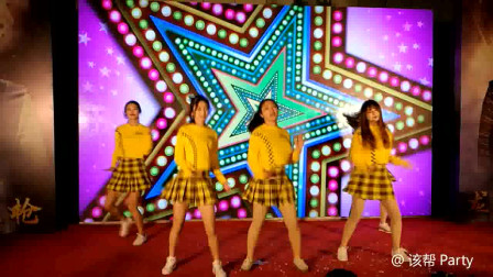 5朵金花舞蹈表演