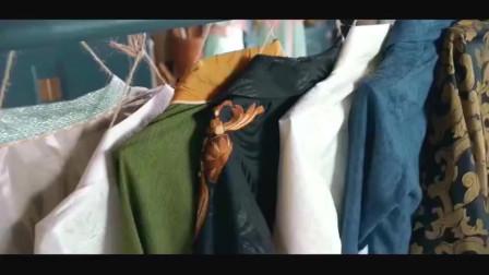女子穿越到古代发明了衣架,宫女们太喜欢了