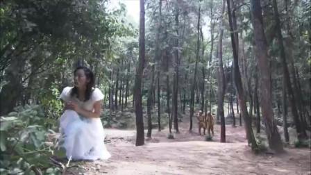 小日本见到了花姑娘,就像狼见到了羊
