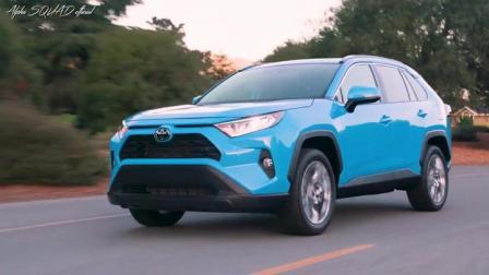 2020 丰田RAV4 新一代SUV体验