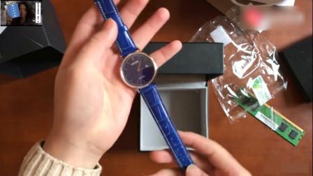小伙1分钱买到大牌手表,看到7天无理由退货的封贴怒了:1分钱为什么要退?
