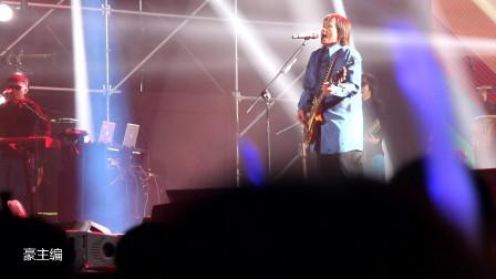 伍佰RockStar世界巡回演唱会沈阳站27《爱你一万年》