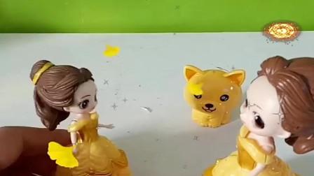 益智少儿亲子玩具:白雪没有妈妈好可怜
