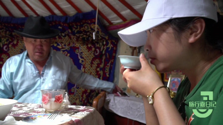 蒙古国的待客之道太特别!第一次见面就把传家宝拿出来,太难得了