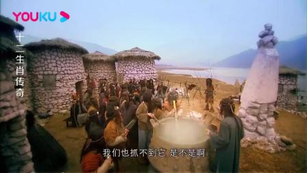 村民集体吃肉,小伙一看锅里是他娘,下秒大开杀戒!