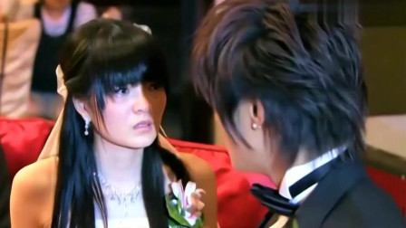 恶作剧之吻2:湘琴大闹婚礼,阿布妈妈生气阻拦,纯美看不下去了