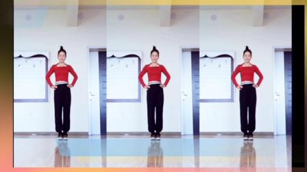 杨丽萍广场舞健身操《妹妹你是我的人》,动感燃脂,减肥瘦身