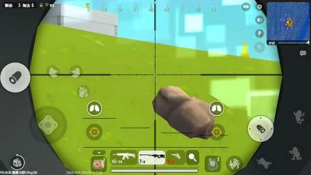 香肠派对:教你如何玩这款游戏的狙击枪