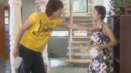 浪漫满屋:李英宰为了阻止韩智恩出门见情敌,故意找茬,太可爱了