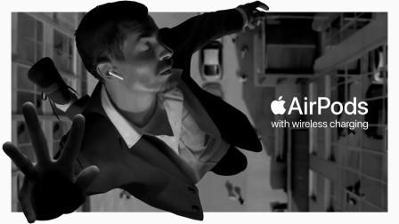 苹果又出新品,设计已歇菜?广告却成了行业标杆!BGM更是每次都火爆网络!