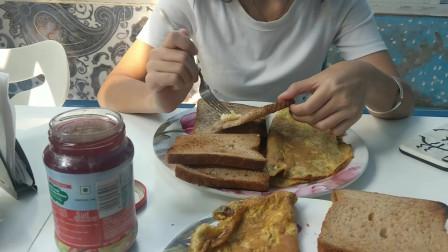 印度人早餐吃什么? 对不起印度人没有早餐,只有午饭原因自己感受