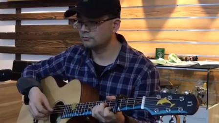 朱老师吉他弹唱周云蓬《九月》 使用娜塔莎KC1扬帆起航