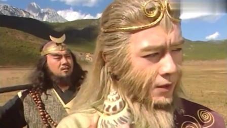 天地争霸美猴王:你知道吗?吃田螺时,肉掏不出的,其实是金池圣僧住在里头