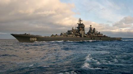 世界头号核战舰!26000吨超大排水量 500枚导弹随时瞄准敌人