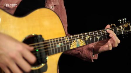 音乐人张紫宇指弹演奏《way》岸部真明 詹尼M33 靠谱吉他联合