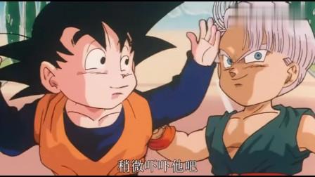 龟田太君vs超级赛亚人,染头发的差不多上不良青年!