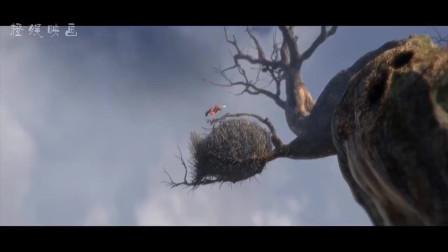 九头蛇调虎离山偷走了蛋宝宝,鸟妈妈急得要拼命!治愈系动画短片