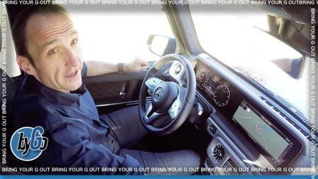 德国车媒人托马斯试驾评测全新奔驰G500