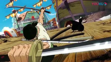 海贼王:草帽团一伙超燃战斗集锦!你还记得曾经那燃烧的激情吗