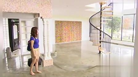 浪漫满屋:宋慧乔高兴回家,谁知家里被搬空,存款也没剩多少